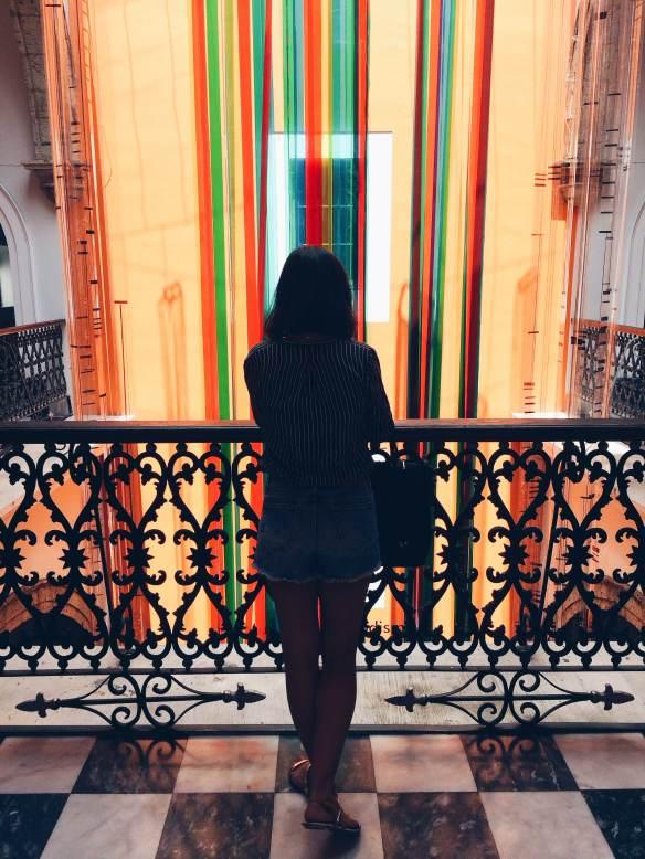 En el Museo de Periodismo y Artes Gráficas