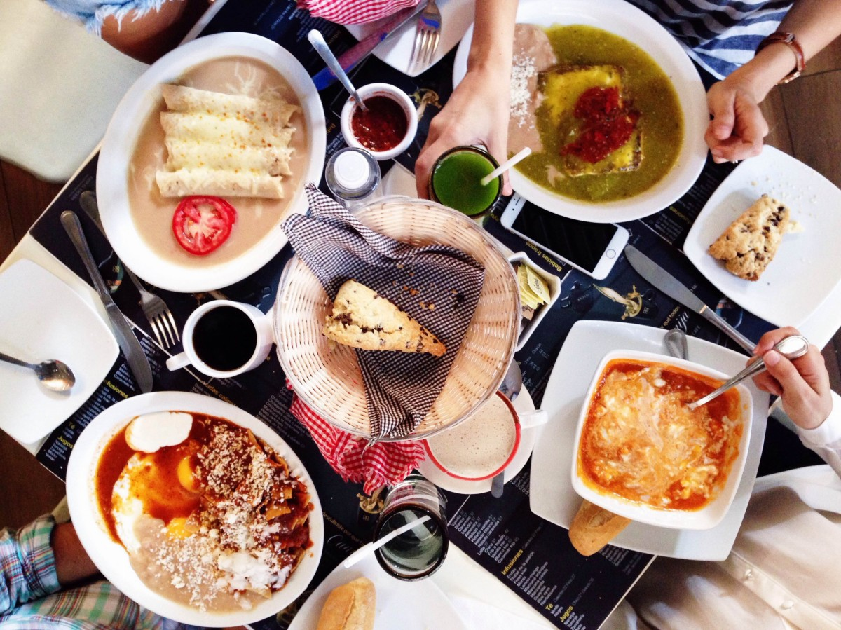 Un clásico y los scones más deliciosos: Café Barra Café