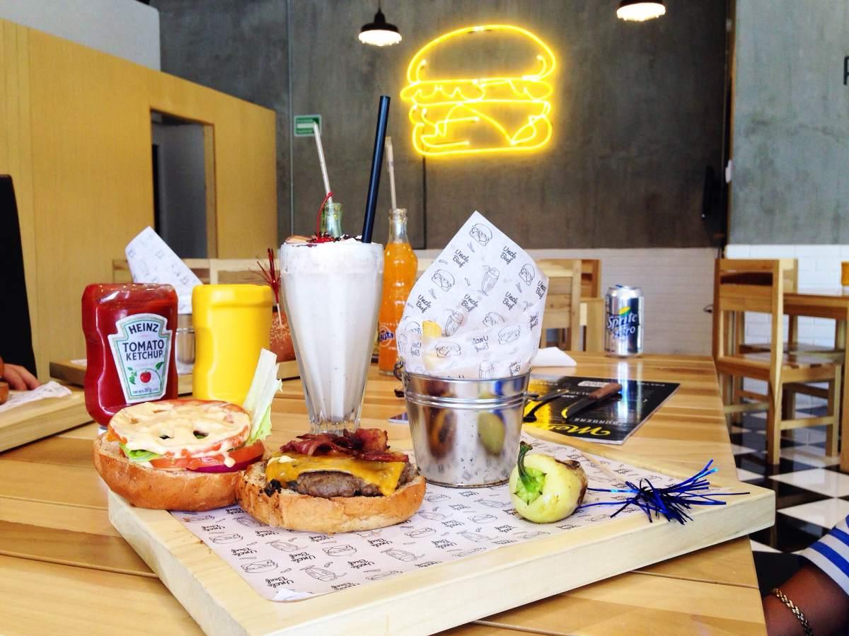 Uncle Beef: el gran sabor de un clásico diner americano