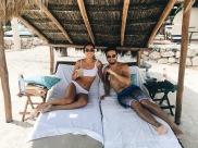En Viceroy Riviera Maya de luna de miel