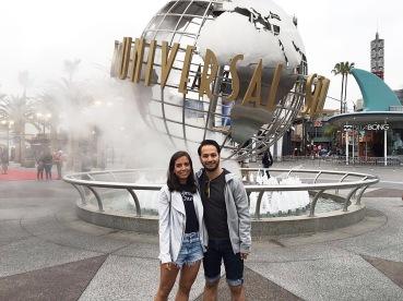 Ida y vuelta a Universal Studios