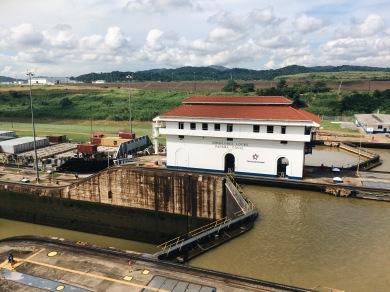 Esclusas de Miraflores (Canal de Panamá)