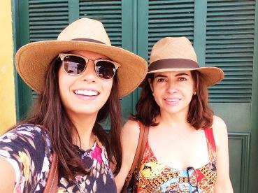 Caminando por el Casco Viejo en Panamá