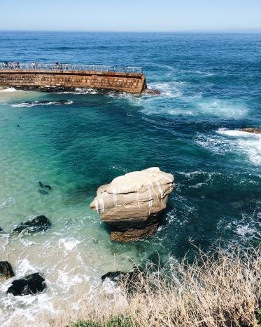 La Jolla Seal Cove