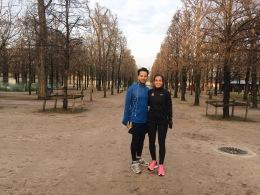Jardin del Tuileries