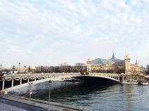 Vista del Grand Palais