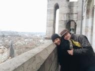 Angélica y Ruedi