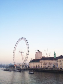 Vista del London Eye