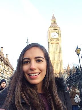 Selfie con el Big Ben