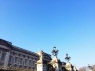 Cambio de Guardia frente al Palacio de Buckingham