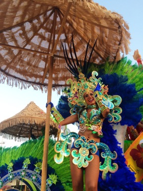Princesa del Carnaval/Carnival Princess