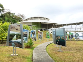 Instalaciones de Agua Clara/Agua Clara facilities
