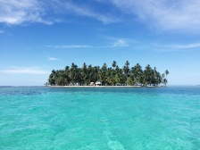 Algunas Islas de San Blas/Some of the San Blas Islands