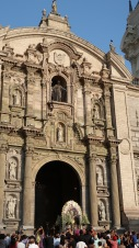 Catedral de Lima/Lima's Cathedral