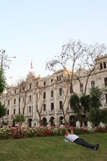 Centro de Lima/Downtown Lima
