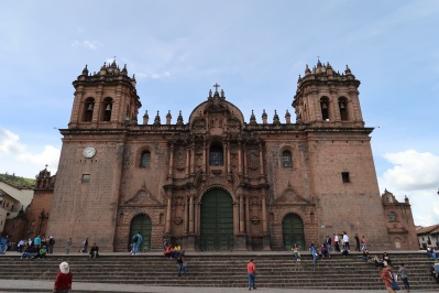 Catedral de Cuzco/Cusco Cathedral