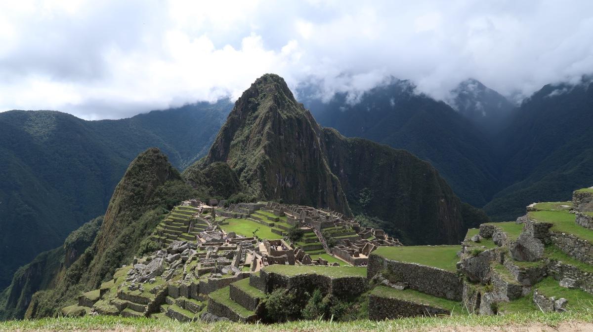 Machu Picchu: joya invaluable del Perú