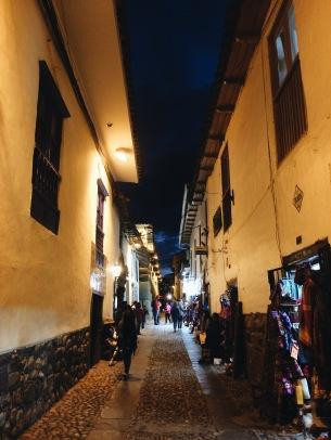 Cuesta de San Blas