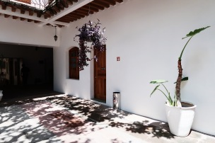 Patio de Nana Vida Hotel Boutique