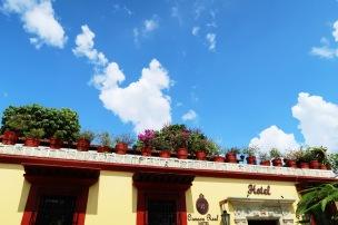 Fachadas de Oaxaca/Streets of Oaxaca