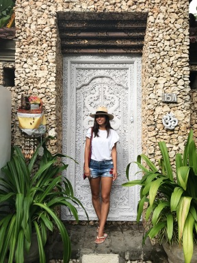 Walking around Seminyak