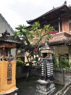 Family temples in Seminyak