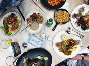 Lunch at Gardin