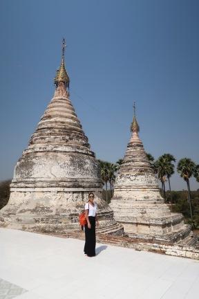 Pagodas por doquier