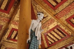 Detalles de los templos