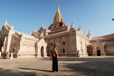 La hermosa Ananda Phato